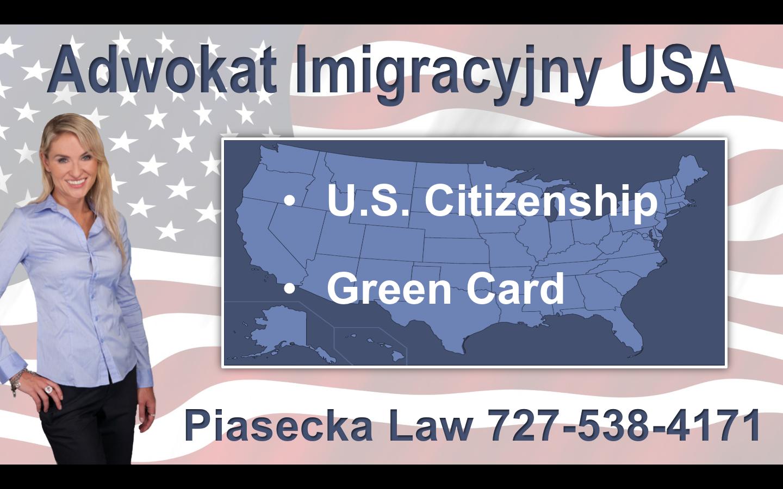 Adwokat Imigracyjny USA Attorney Agnieszka Aga Piasecka Law